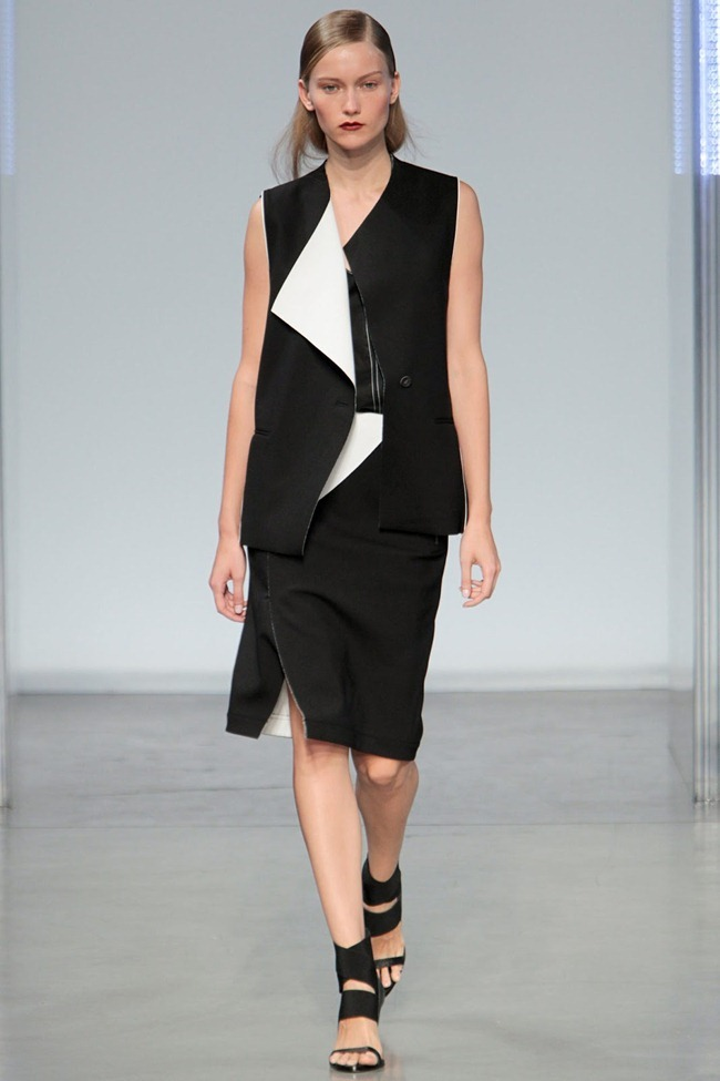 NEW YORK FASHION WEEK- Helmut Lang Spring 2014. www.imageamplified.com, Image Amplified (32)