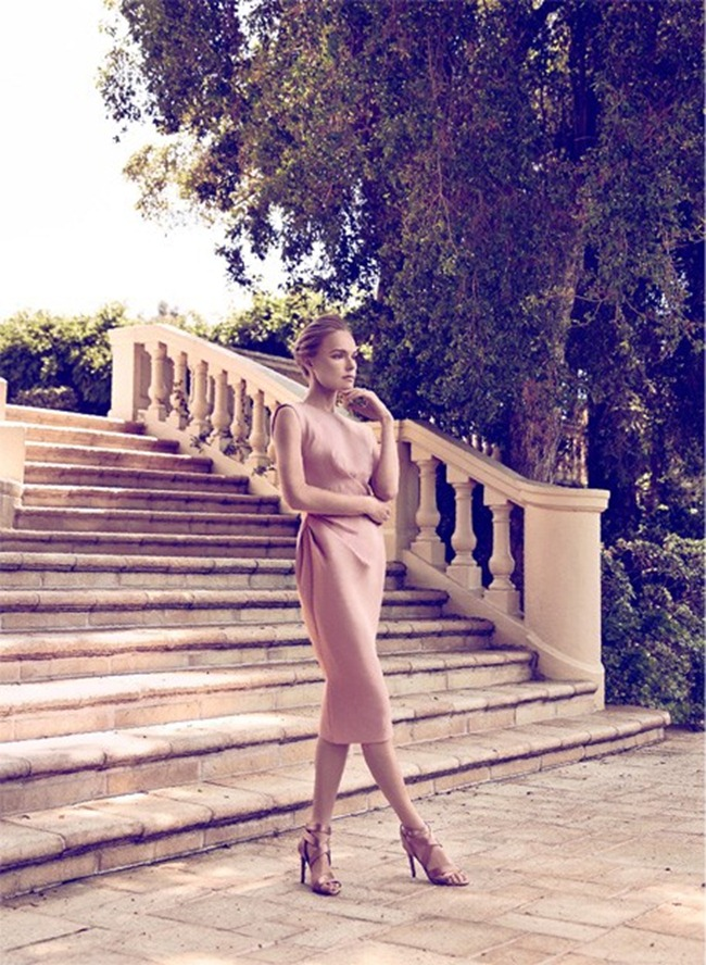 THE EDIT- Kate Bosworth in Always a Lady by Koray Birand. Natalie Brewster, August 2013, www.imageamplified.com, Image Amplified (1)