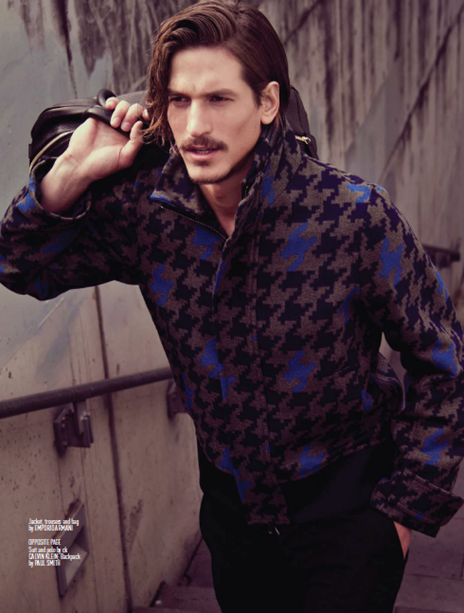 AUGUST MAN MAGAZINE- Jarrod Scott in The Cold Front by Pat Supsiri, Andrew Zumbo, Fall 2013, www.imageamplified.com, Image Amplified (3)