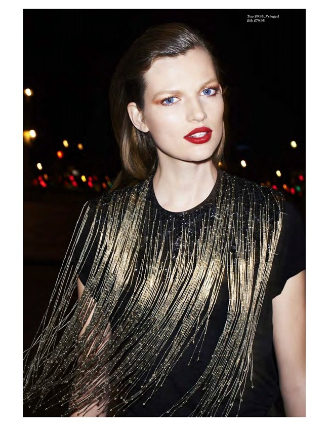 H&M MAGAZINE- Bette Franke in The City of Glamour by Katja Rahlwes. Geraldine Saglio, Fall 2013, www.imageamplified.com, Image Amplified (11)
