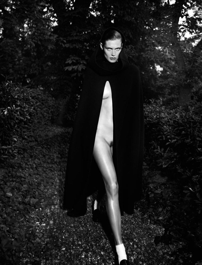 INTERVIEW MAGAZINE- The Exhibitionists by Mikael Jaonsson. Ludivine Poiblanc, September 2013, www.imageamplified.com, Image Amplified