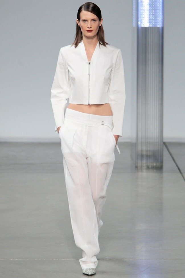 NEW YORK FASHION WEEK- Helmut Lang Spring 2014. www.imageamplified.com, Image Amplified (1)