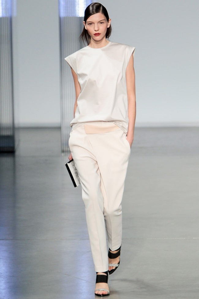 NEW YORK FASHION WEEK- Helmut Lang Spring 2014. www.imageamplified.com, Image Amplified (8)