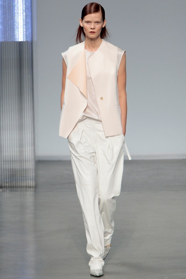 NEW YORK FASHION WEEK- Helmut Lang Spring 2014. www.imageamplified.com, Image Amplified (11)