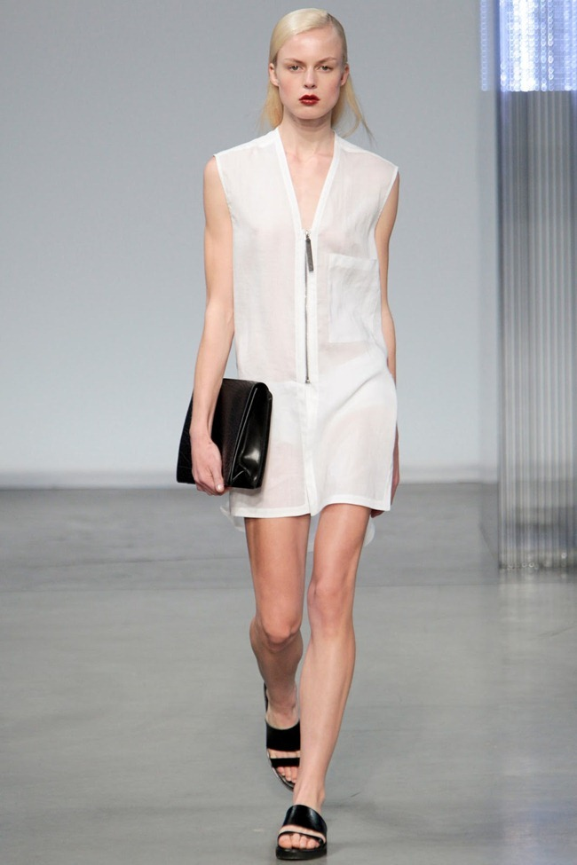 NEW YORK FASHION WEEK- Helmut Lang Spring 2014. www.imageamplified.com, Image Amplified (25)