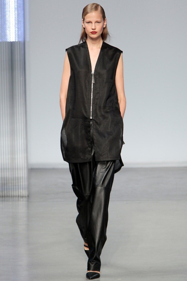 NEW YORK FASHION WEEK- Helmut Lang Spring 2014. www.imageamplified.com, Image Amplified (26)
