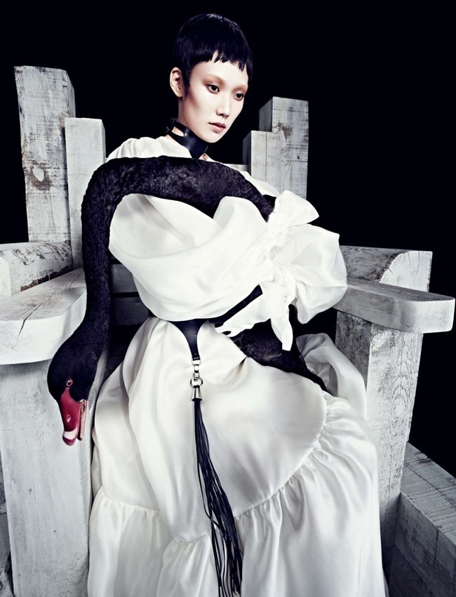 NUMERO CHINA- Tao Okamoto by Daniel Sannwald. Patti Wilson, September 2013, www.imageampilfied.com, Image Amplified (4)