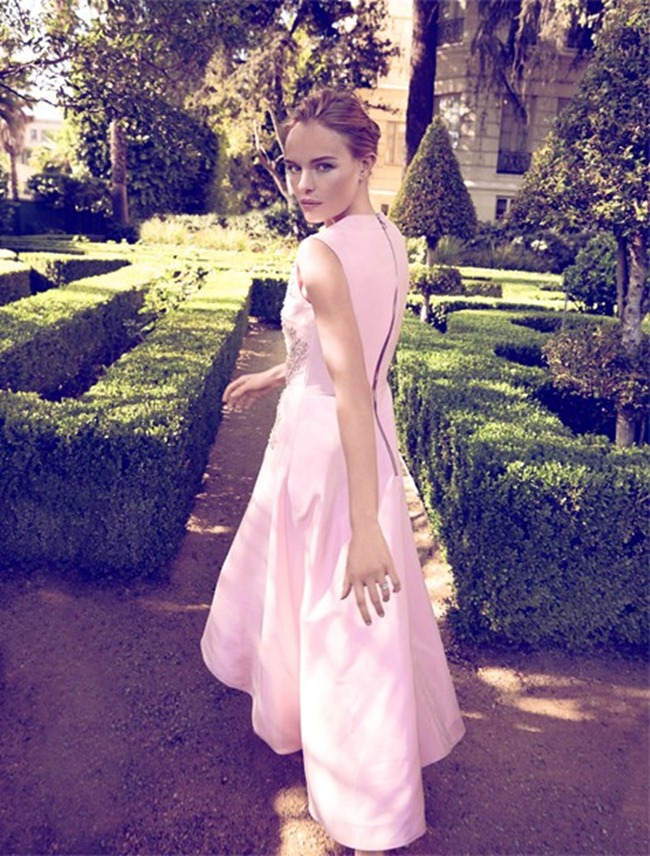 THE EDIT- Kate Bosworth in Always a Lady by Koray Birand. Natalie Brewster, August 2013, www.imageamplified.com, Image Amplified (4)