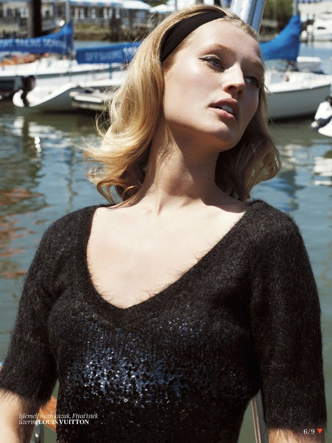 VOGUE TURKEY- Toni Garrn by Cedric Buchet. Miranda Almond, September 2013, www.imageamplified.com, Image Amplified (5)