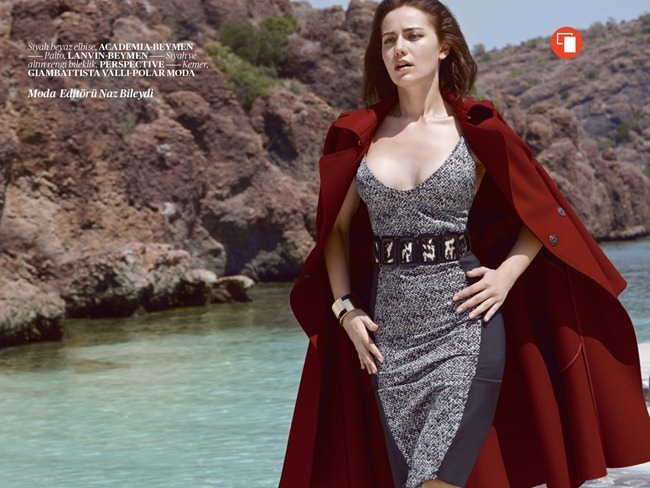 VOGUE TURKEY- Fahriye Evcen by Olaf Wippenfurth, September 2013, www.imageamplified.com, Image Amplified