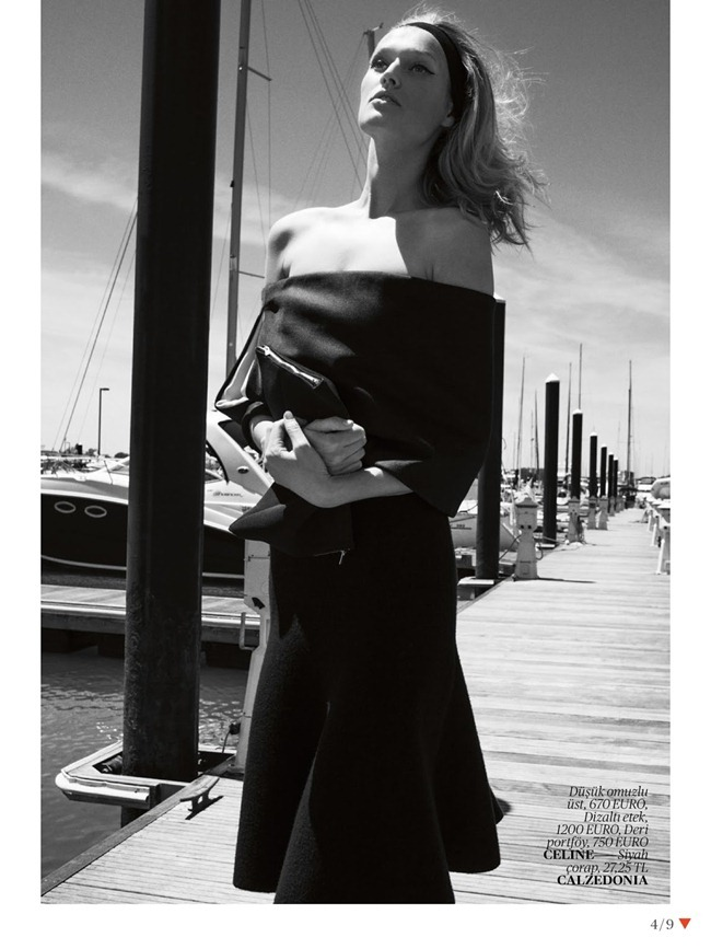 VOGUE TURKEY- Toni Garrn by Cedric Buchet. Miranda Almond, September 2013, www.imageamplified.com, Image Amplified (3)