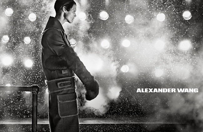 CAMPAIGN- Malgosia Bela for Alexander Wang Fall 2013 by Steven Klein. Camilla Nickerson, www.imageamplified.com, Image Amplified6