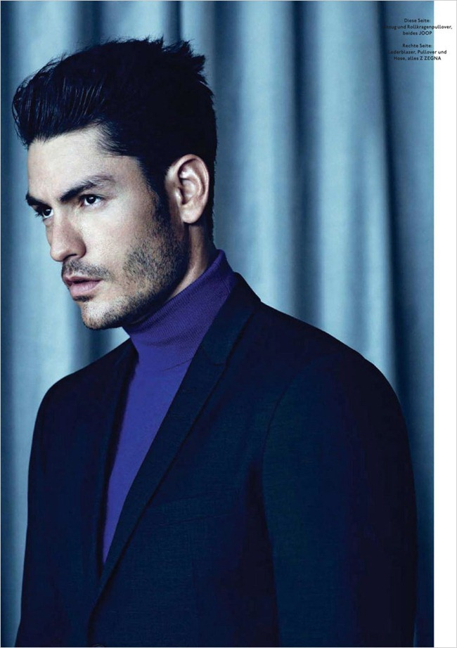 GQ STYLE GERMANY- Tyson Ballou by Bruno Staub. Grant Woolhead, Fall 2013, www.imageamplified.com, Image Amplified4
