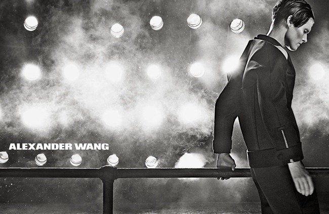 CAMPAIGN- Malgosia Bela for Alexander Wang Fall 2013 by Steven Klein. Camilla Nickerson, www.imageamplified.com, Image Amplified5