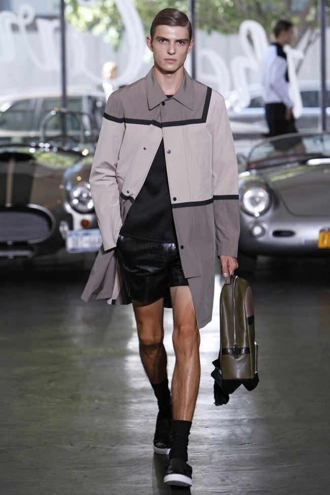 NEW YORK FASHION WEEK- General Idea Menswear Spring 2014. www.imageamplified.com, Image Amplified14