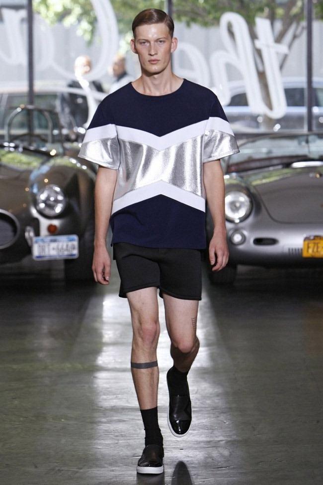 NEW YORK FASHION WEEK- General Idea Menswear Spring 2014. www.imageamplified.com, Image Amplified21