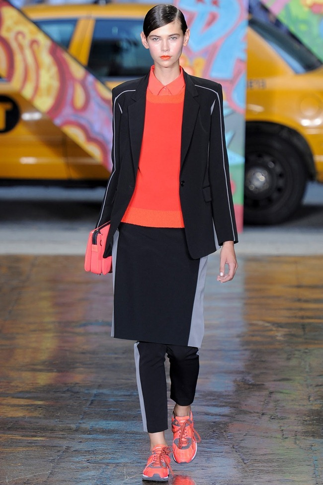NEW YORK FASHION WEEK- DKNY Spring 2014. www.imageamplified.com, Image Amplified2048 (20)