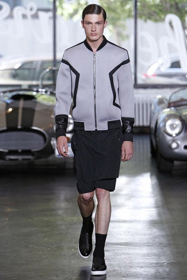 NEW YORK FASHION WEEK- General Idea Menswear Spring 2014. www.imageamplified.com, Image Amplified2