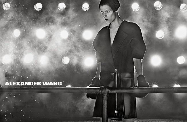 CAMPAIGN- Malgosia Bela for Alexander Wang Fall 2013 by Steven Klein. Camilla Nickerson, www.imageamplified.com, Image Amplified4