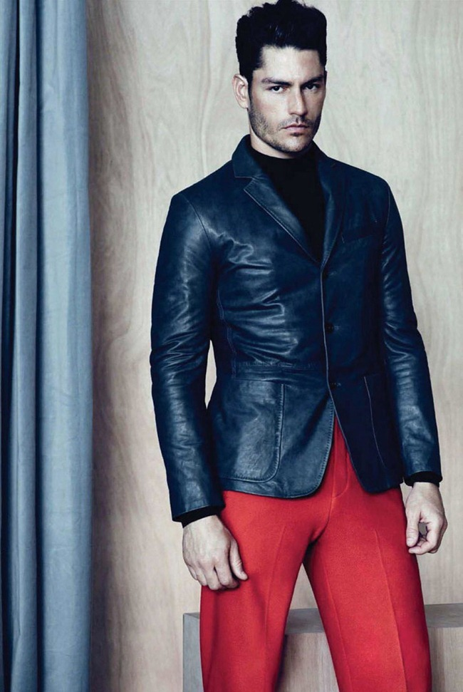 GQ STYLE GERMANY- Tyson Ballou by Bruno Staub. Grant Woolhead, Fall 2013, www.imageamplified.com, Image Amplified5