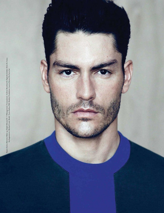 GQ STYLE GERMANY- Tyson Ballou by Bruno Staub. Grant Woolhead, Fall 2013, www.imageamplified.com, Image Amplified9