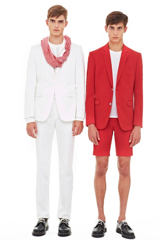NEW YORK FASHION WEEK- DKNY Men Spring 2014. www.imageamplified.com, Image Amplified (4)
