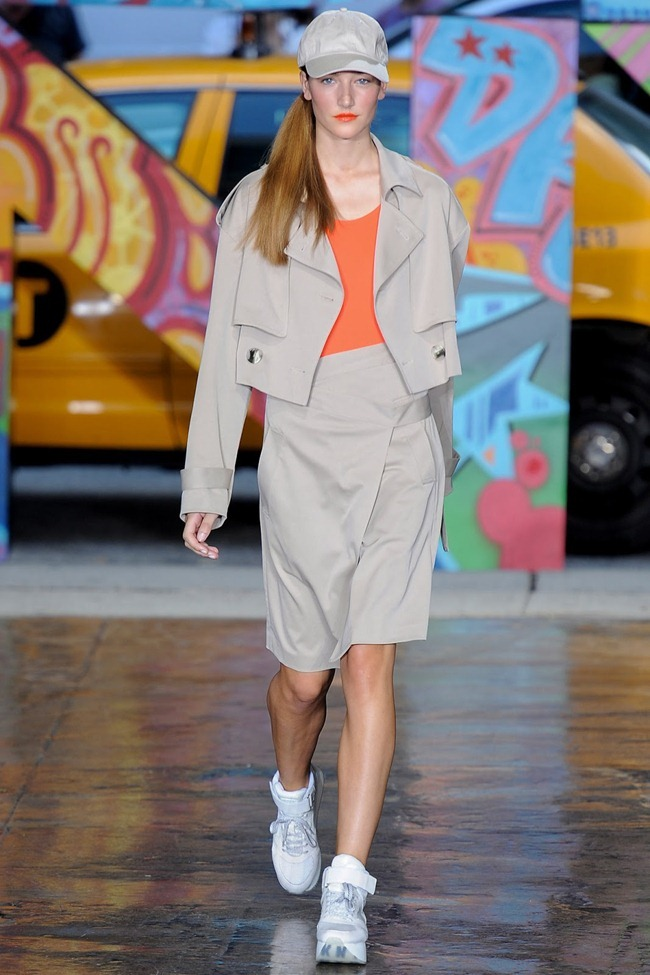 NEW YORK FASHION WEEK- DKNY Spring 2014. www.imageamplified.com, Image Amplified2048 (11)