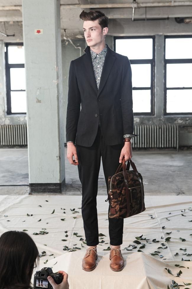 NEW YORK FASHION WEEK- Earnest Alexander Menswear Spring 2014. www.imageamplified.com, Image Amplified