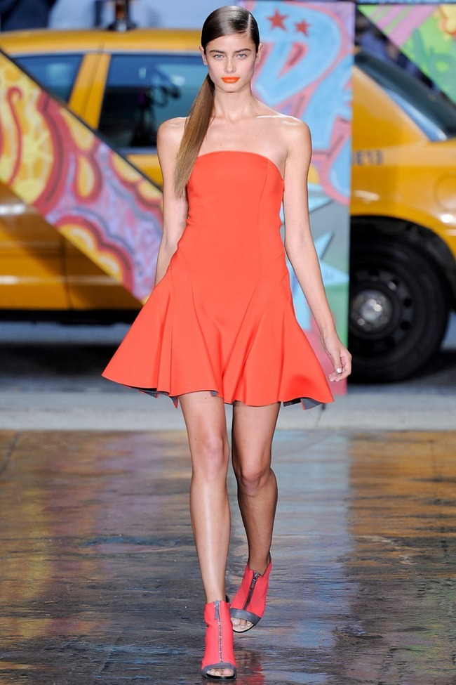 NEW YORK FASHION WEEK- DKNY Spring 2014. www.imageamplified.com, Image Amplified2048 (23)