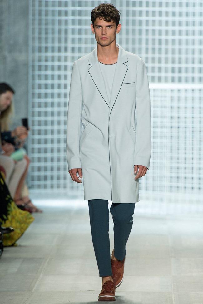 NEW YORK FASHION WEEK- Lacoste Menswear Spring 2014. www.imageamplified.com, Image Amplified14