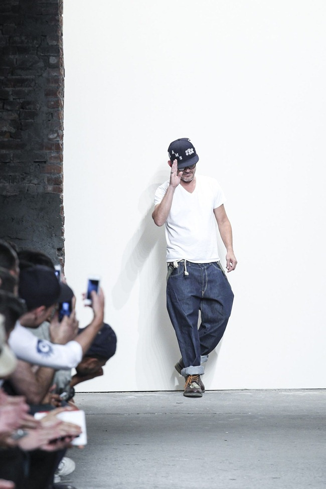 NEW YORK FASHION WEEK- Mark McNairy New Amsterdam Spring 2014. www.imageamplified.com, Image Amplified9