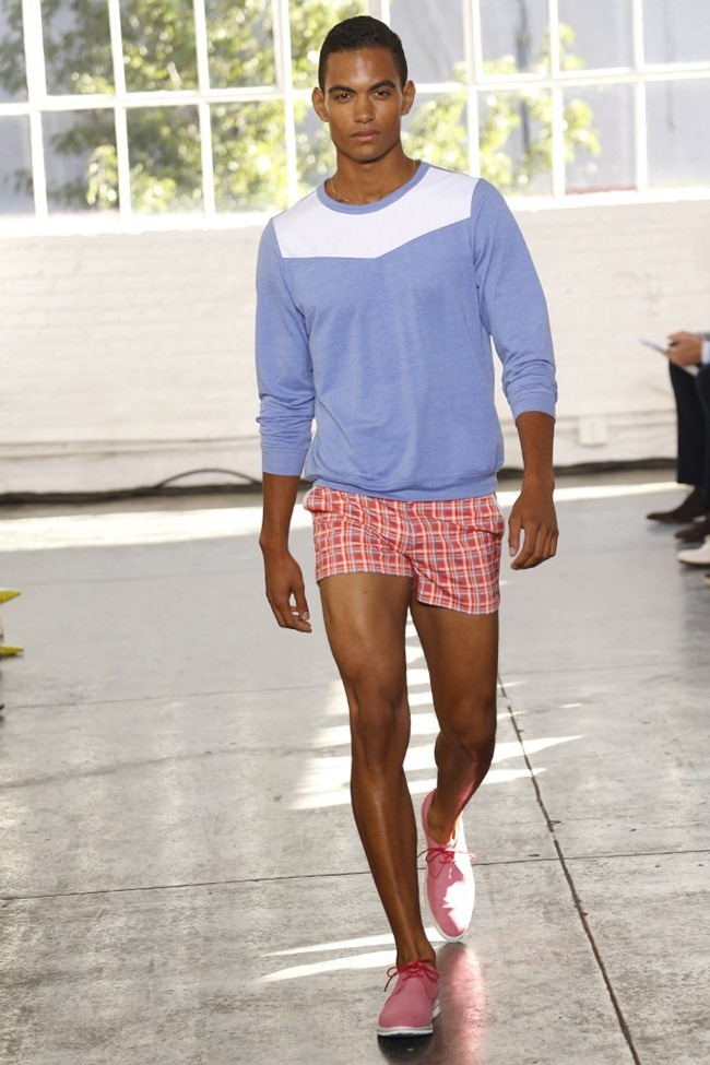 NEW YORK FASHION WEEK- Parke & Ronen Spring 2014. www.imageamplified.com, Image Amplified (3)