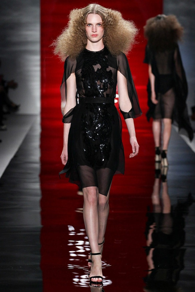 NEW YORK FASHION WEEK- Reem Acra Spring 2014. www.imageamplified.com, Image Amplified (4)