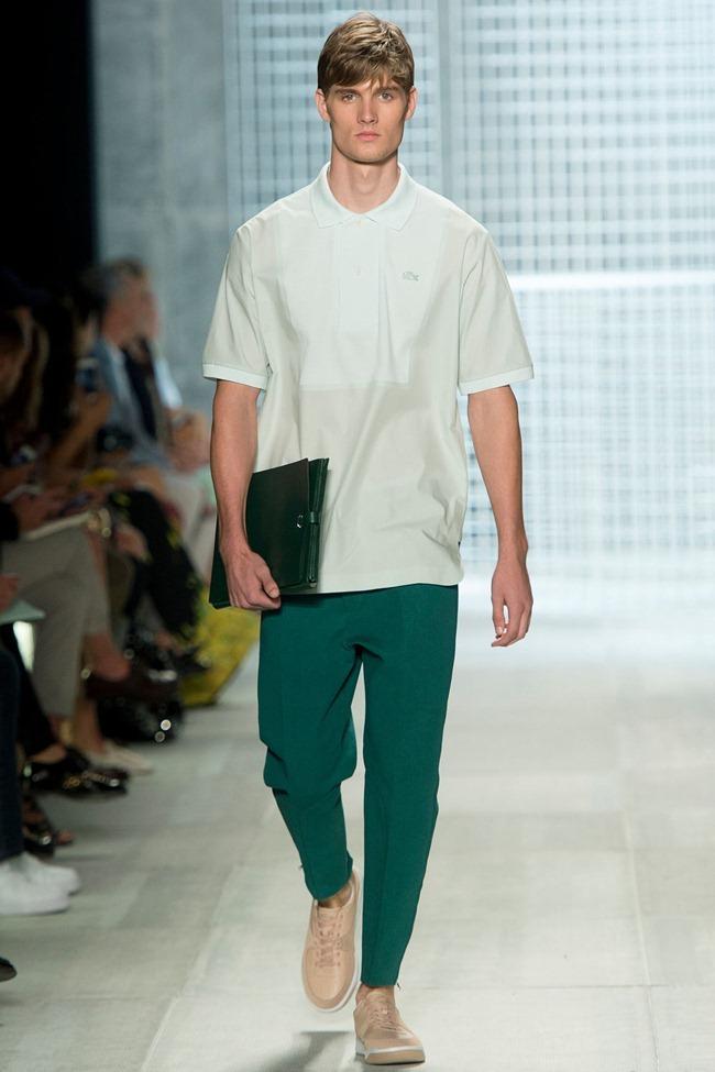 NEW YORK FASHION WEEK- Lacoste Menswear Spring 2014. www.imageamplified.com, Image Amplified (2)