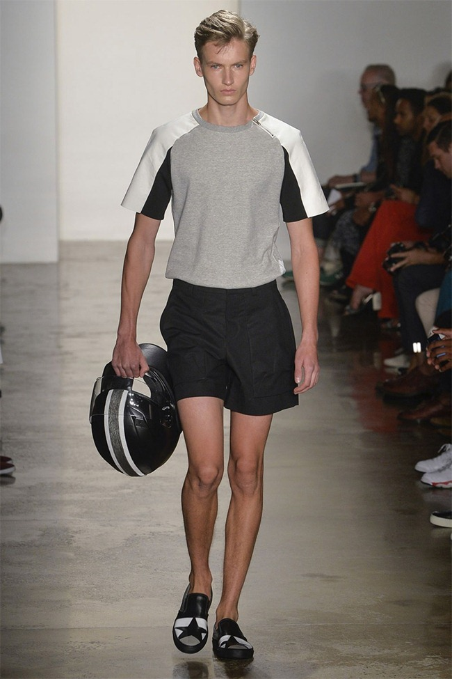 NEW YORK FASHION WEEK- Tim Coppens Spring 2014. www.imageamplified.com, Image Amplified (1)