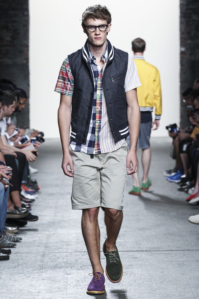 NEW YORK FASHION WEEK- Mark McNairy New Amsterdam Spring 2014. www.imageamplified.com, Image Amplified (8)