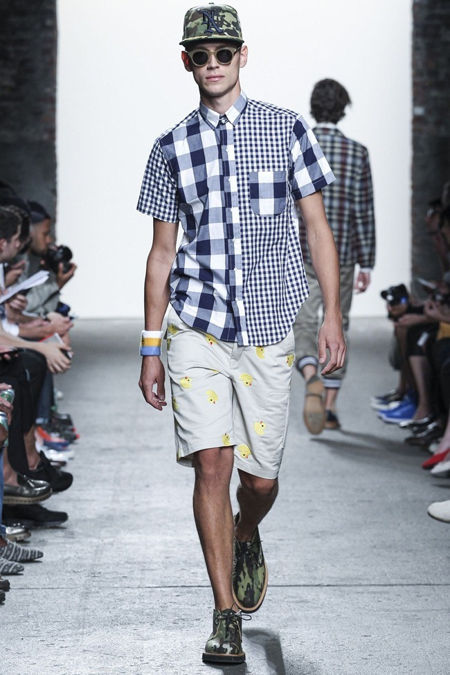 NEW YORK FASHION WEEK- Mark McNairy New Amsterdam Spring 2014. www.imageamplified.com, Image Amplified (10)