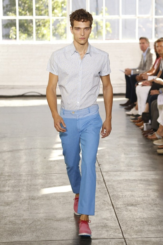 NEW YORK FASHION WEEK- Parke & Ronen Spring 2014. www.imageamplified.com, Image Amplified (2)