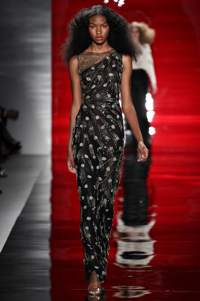 NEW YORK FASHION WEEK- Reem Acra Spring 2014. www.imageamplified.com, Image Amplified (22)