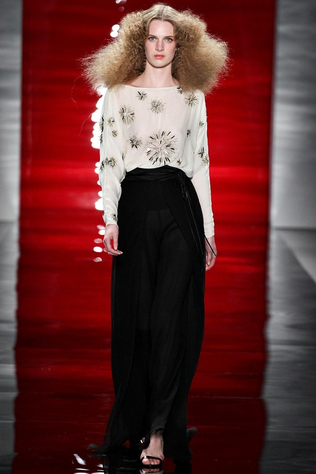 NEW YORK FASHION WEEK- Reem Acra Spring 2014. www.imageamplified.com, Image Amplified (23)