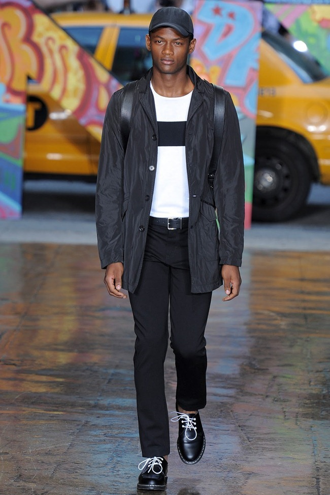 NEW YORK FASHION WEEK- DKNY Spring 2014. www.imageamplified.com, Image Amplified2048 (47)