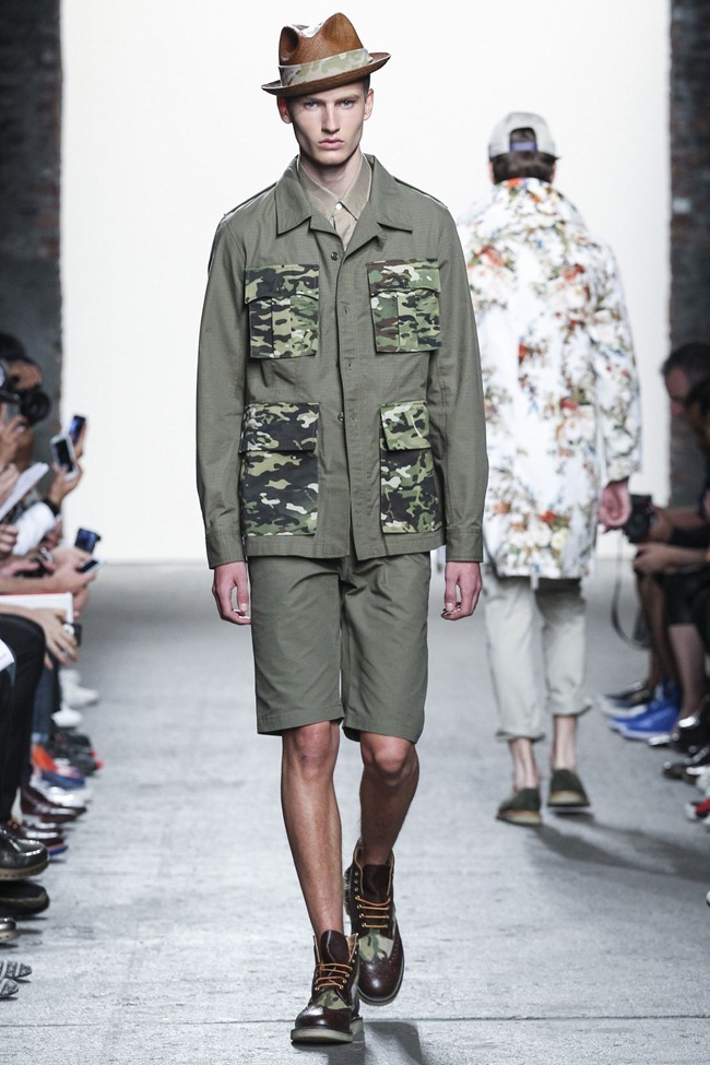 NEW YORK FASHION WEEK- Mark McNairy New Amsterdam Spring 2014. www.imageamplified.com, Image Amplified (3)
