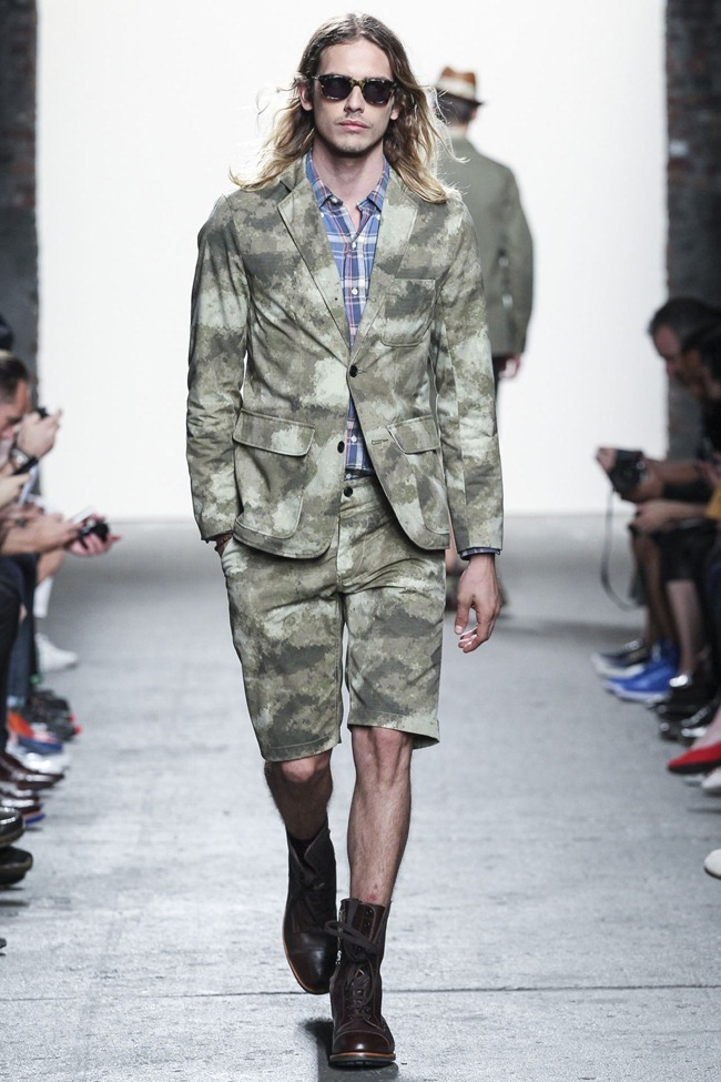 NEW YORK FASHION WEEK- Mark McNairy New Amsterdam Spring 2014. www.imageamplified.com, Image Amplified (4)