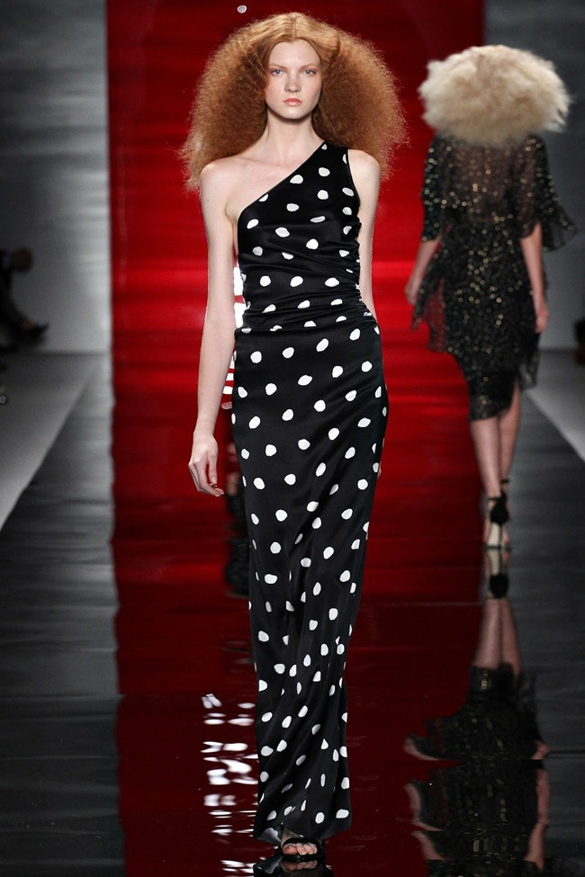 NEW YORK FASHION WEEK- Reem Acra Spring 2014. www.imageamplified.com, Image Amplified (15)