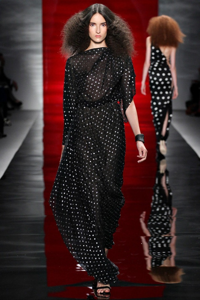 NEW YORK FASHION WEEK- Reem Acra Spring 2014. www.imageamplified.com, Image Amplified (16)