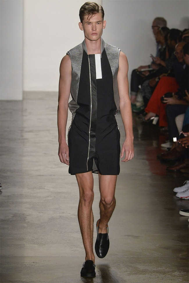 NEW YORK FASHION WEEK- Tim Coppens Spring 2014. www.imageamplified.com, Image Amplified