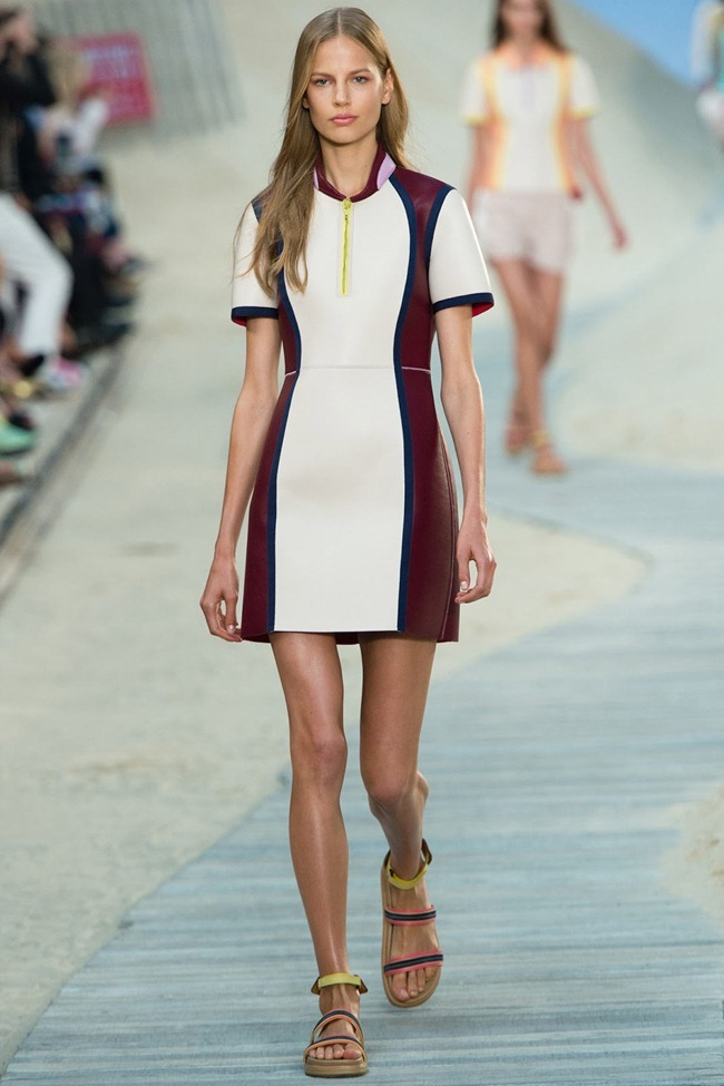 NEW YORK FASHION WEEK- Tommy Hilfiger Spring 2014. www.imageamplified.com, Image Amplified (1)