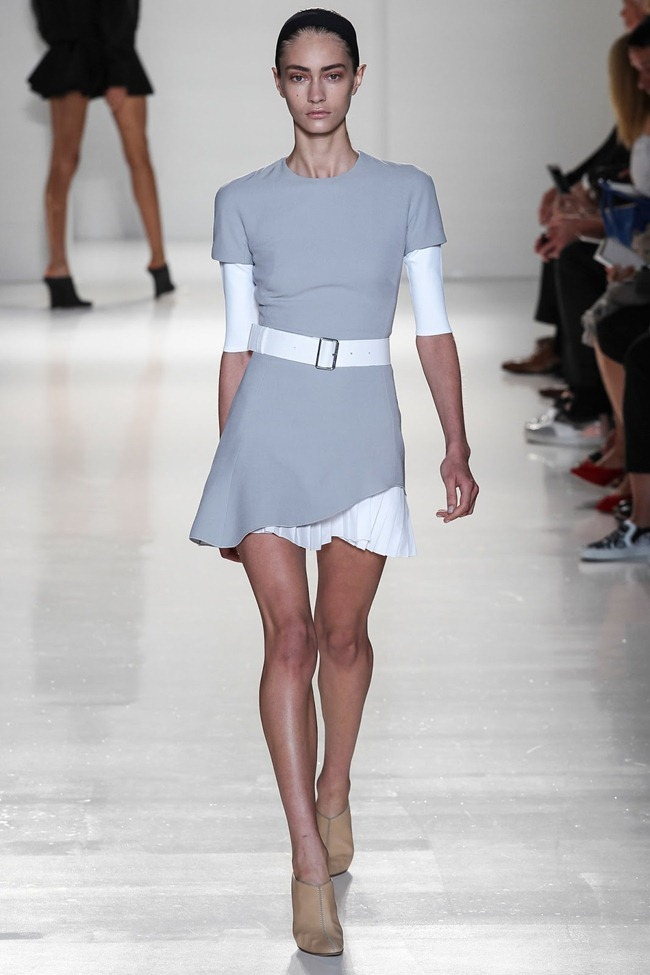 NEW YORK FASHION WEEK- Victoria Beckham Spring 2014. www.imageamplified.com, Image Amplified2048 (21)