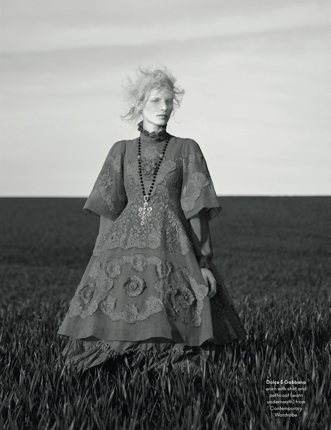 ANOTHER MAGAZINE- Julia Nobis by Ben Toms. Katie Shillingford, Fall 2013, www.imageamplified.com, Image Amplified (13)