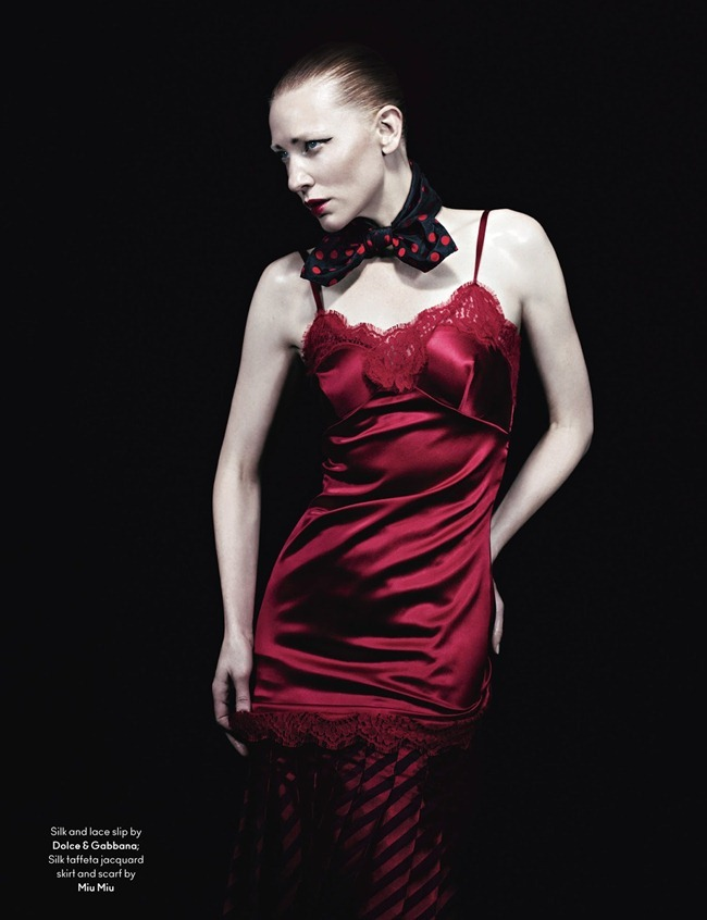 ANOTHER MAGAZINE- Cate Blanchett by Willy Vanderperre. Olivier Rizzo, Fall 2013, www.imageamplified.com, Image Amplified (5)